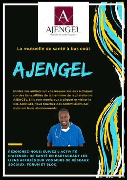 Nom: Projet Ajengel, Code produit A-00069