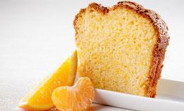 C-DESSERT CAKE ORANGE MANDARINE. Prix : 1000 FCFA