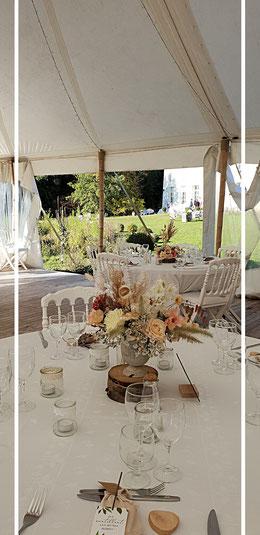 se marier sous un chapiteau BAMBOU château mariage près de paris proche de partis WEDDING VENUE FRANCE île de france chic et champêtre domaine manoir en forêt se marier dans un chateau près de paris