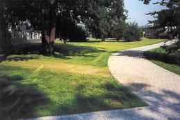 Gestaltung von Parks und Grünanlagen, Pflanzungen