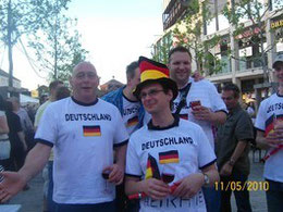 Wolfsburger Weintage im Zeichen der WM 2010