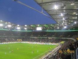 Wolfsburg - Freiburg 2009