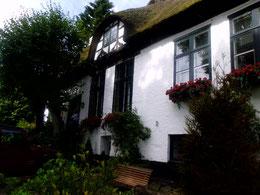 das Haus des Landarztes in Lindaunis