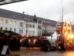 Weihnachtsmarkt in der City