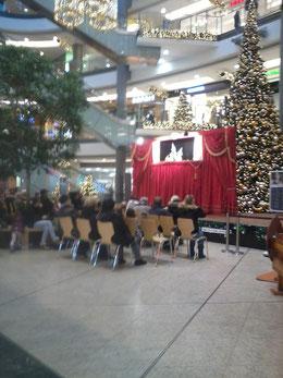 Weihnachten in der Citygalerie