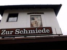 unser Lieblingshotel im Harz, die Schmiede