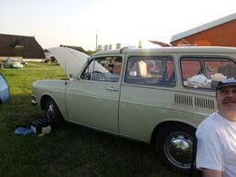 ganz originell, VW 1600 als Taxi, hats in Wirklichkeit nie gegeben
