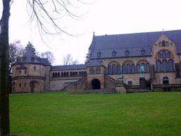 Besuch der Kaiserpfalz in Goslar