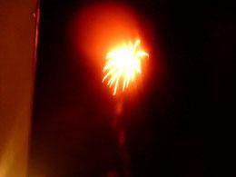 gar nicht mal so einfach so ein Feuerwerk zu knipsen