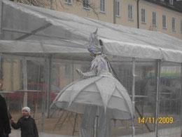 allerdings sind Neulandfeste noch sehr selten, hier das Winterfest 2009