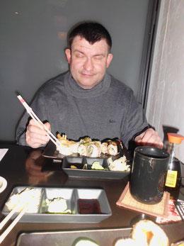 oder Sushi Essen im Suschi Berlin