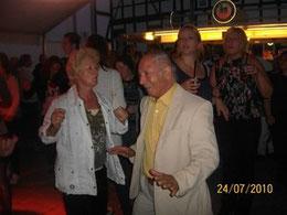 Jedes Jahr im August Eberfest in Vorsfelde, hier 2010