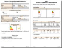 Certificado energétco