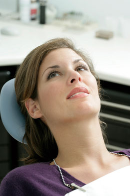 Angst beim Zahnarzt?