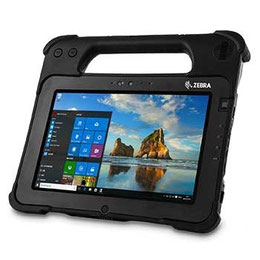 Zebra L10 Android Rugged Tablet, Android Tablet, Zebra Tablet, Zebra L10, Zebra Rugged Tablet