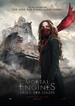 Film Review Mortal Engines FANwerk Peter Jackson