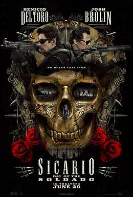 Sicario 2 Josh Brolin Benicio del Toro