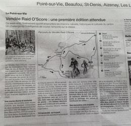 Ouest France du 14 juin 2013