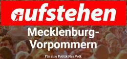 aufstehen Mecklenburg-Vorpommern