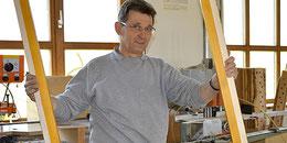 Schreinermeister Peter Moser, Nußdorf