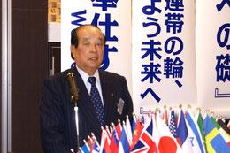 331-B地区ガバナー候補者準備委員会委員長 L.石川 信義