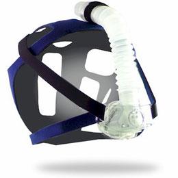 Masque Minime à fuite avec harnais