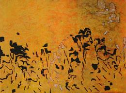 Acryfarbel auf Leinwand (2015) 100 cm x 74 cm