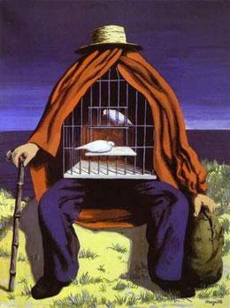 René Magritte. Le Thérapeute, 1937