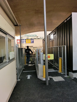 ●東小金井のスイクルポートに無事帰還!