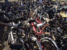 放置自転車処分,放置自転車回収,放置自転車,リサイクルショップ水戸市,不用品回収