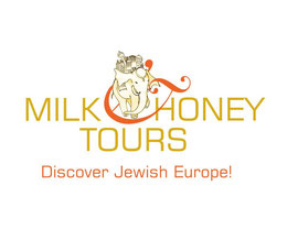 Milk&Honey Tours Logo in 2011