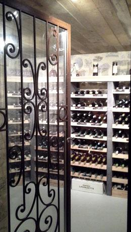 Kit de rangement de bouteilles de vin