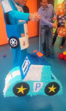 Пиньята на детский праздник и день рождения ребенка