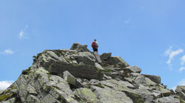 Il monte Croce