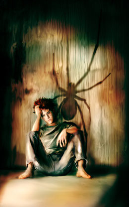 Bild: Achtbeinige Seelen - Fantasy von Yves Gorat Stommel