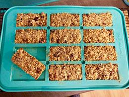 Müsli Riegel aus dem Snack Maker Set im Pampered Chef Onlineshop bestellen