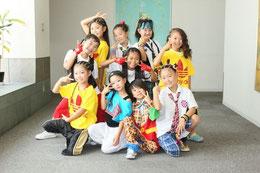 23、土曜 KID'S JAZZ中級(RIE)