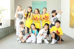 11、土曜 KID'S HIPHOP(SHINJI)