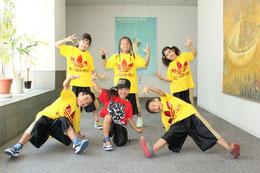 7、木曜 KID'S HIPHOP(SHINJI)