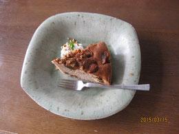 いちじくシナモンケーキ