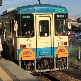 信楽高原鐵道SKR310系の写真
