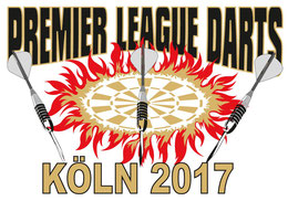 Logo Premier League Darts Köln 2013