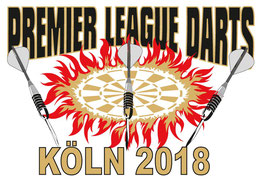 Logo Premier League Darts Köln 2013