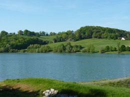 Lake of Cadillon (Vic-Bilh)