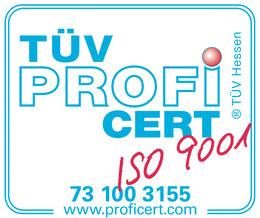 TÜV-zertifiziert Dres. Vogl Vellmar