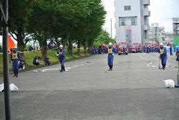東浅川分団
