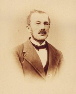 Der Tagebuchautor: Eduard Albert Louis Lehmann (*1822, †1877)