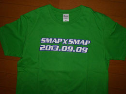 2013.9.9 SMAP×SMAP