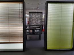 Lamellen / Innenbeschattung / Vorhangfachgeschäft / Sonnenschutz / Sichtschutz