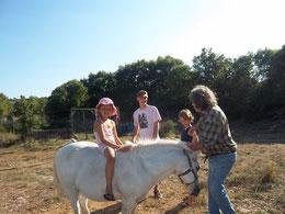 Eclair notre ami le poney